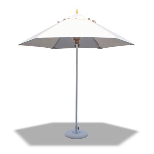 Tradewinds Aluzone 2.6m Hexagonal Parasol