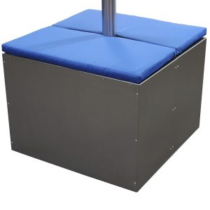 Vortex Freestanding Base Cushion