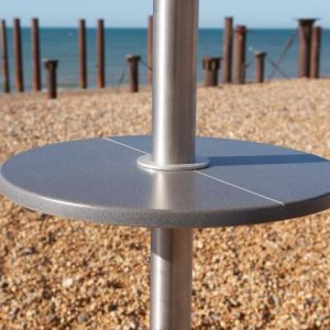 Vortex Parasol - Mast Mounted Table