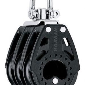 Harken Carbo Air Block 57mm Triple Swivel